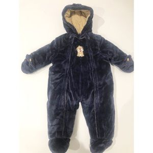 Carter's Hooded Baby Bunting Snowsuit